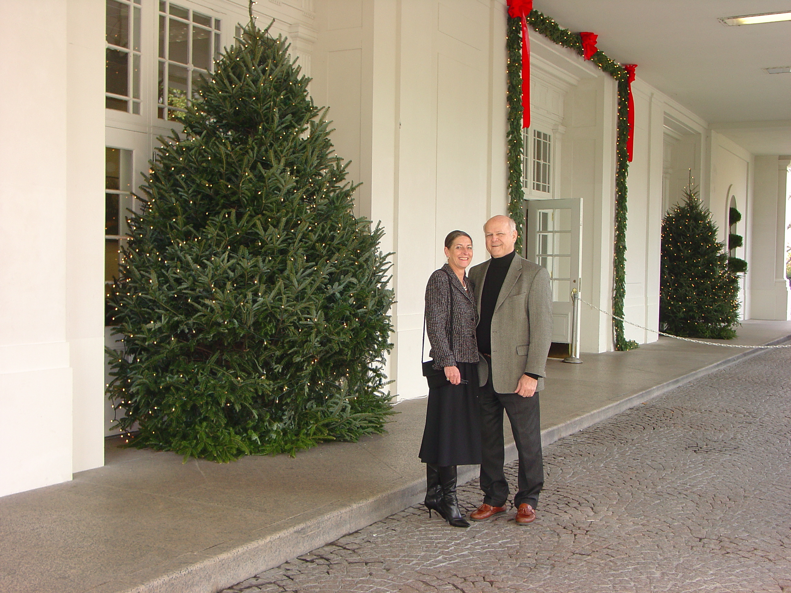 White House Christmas 2019.White House Christmas 20040002 Keep Cremation Advocates By
